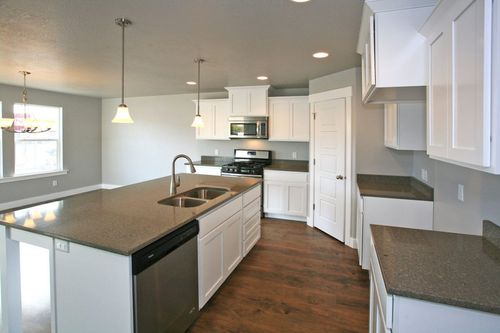 Kitchen-in-Emily - Rambler-at-The Ridge-in-Saratoga Springs