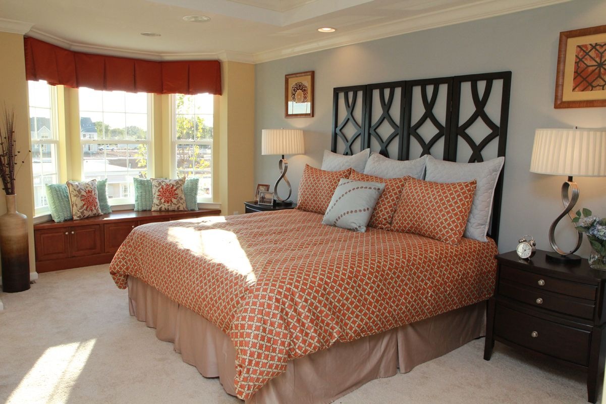 Bedroom featured in The Winchester By Edgewood Properties in Mercer County, NJ