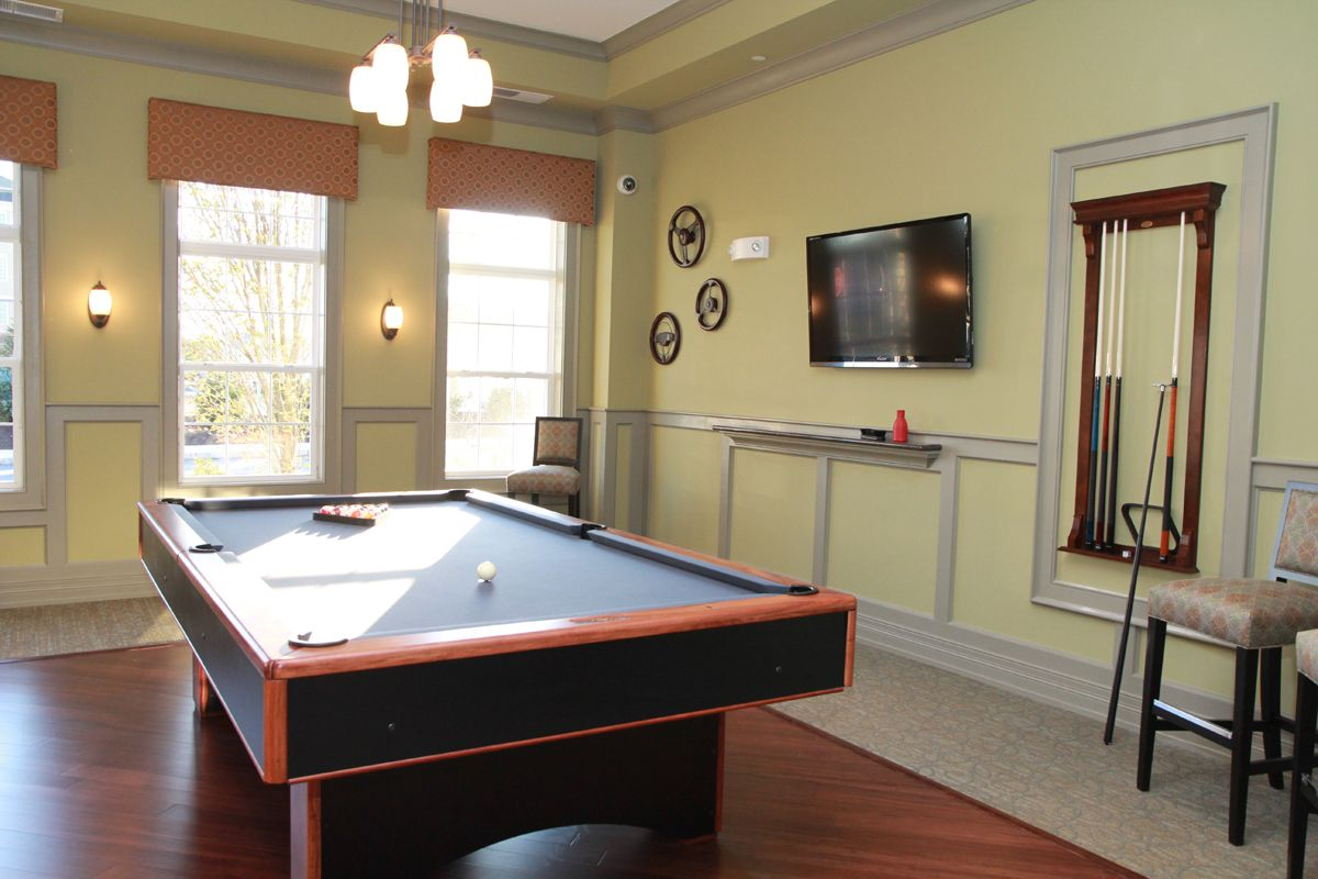 Living Area featured in The Topeka By Edgewood Properties in Mercer County, NJ