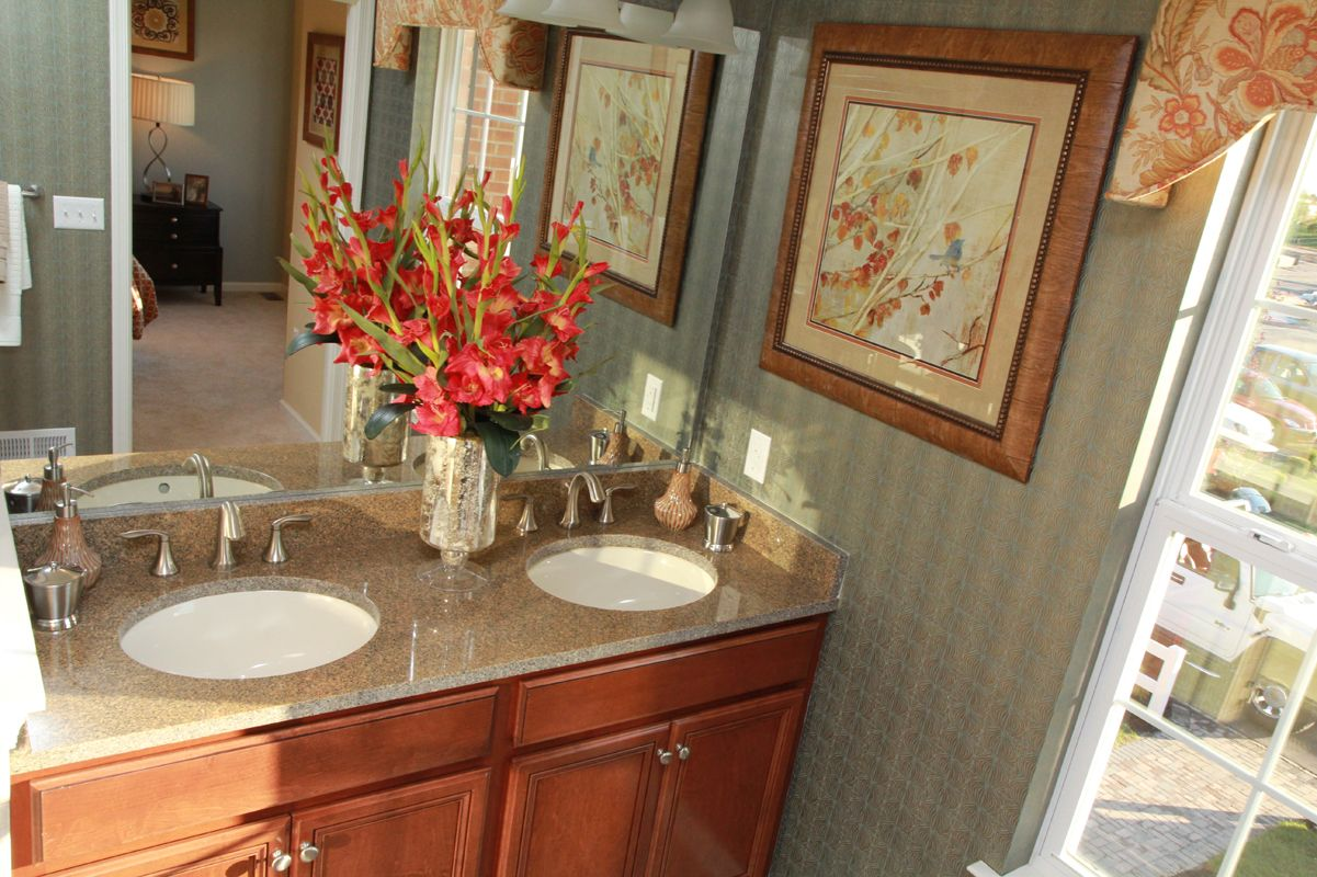 Bathroom featured in The Topeka By Edgewood Properties in Mercer County, NJ