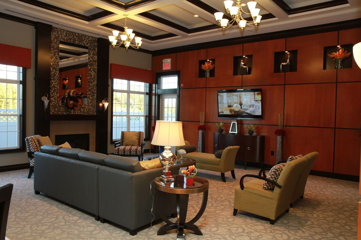 Living Area featured in The Union By Edgewood Properties in Mercer County, NJ