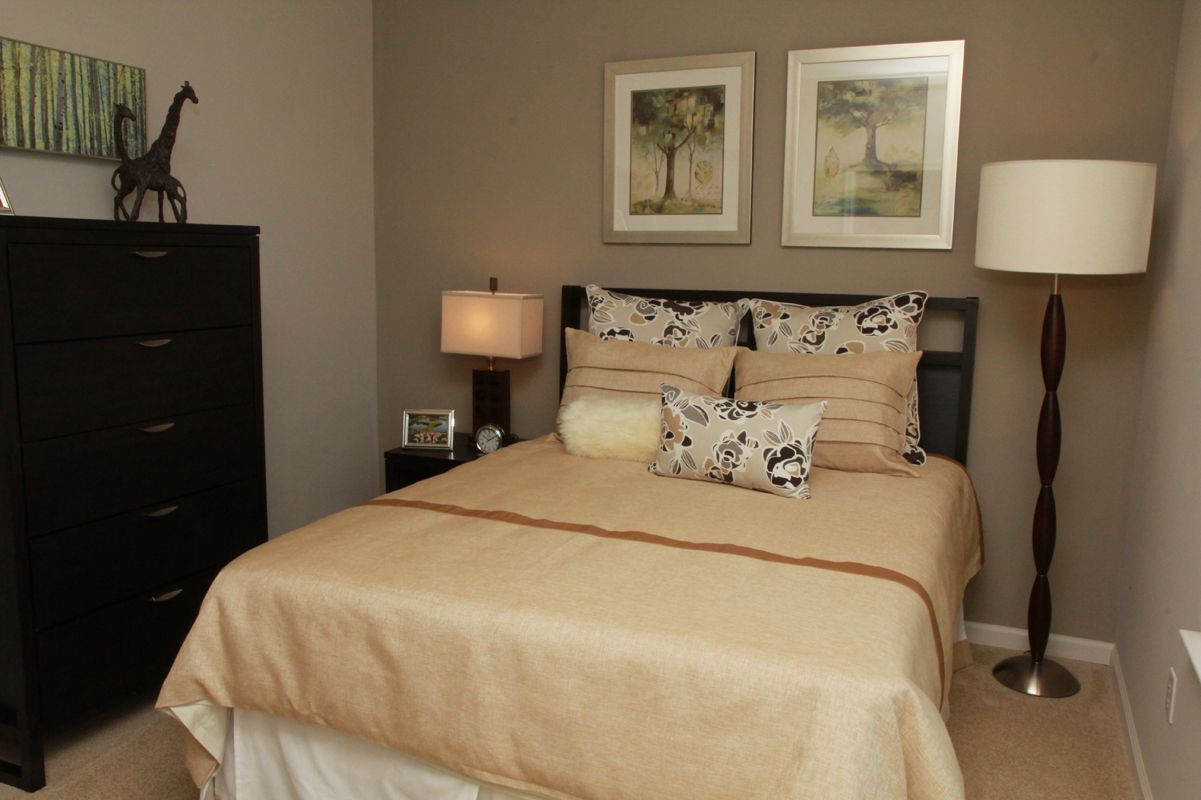 Bedroom featured in The Union By Edgewood Properties in Mercer County, NJ