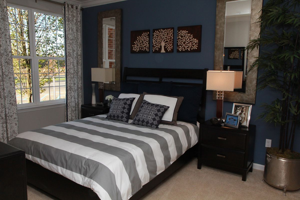 Bedroom featured in The Buckingham I By Edgewood Properties in Mercer County, NJ