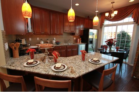 Kitchen-in-The Santa Fe-at-The Crossings at Hamilton Station-in-Hamilton Township