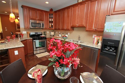 Kitchen-in-The Santa Fe-at-The Crossings at Hamilton Station-in-Hamilton Township