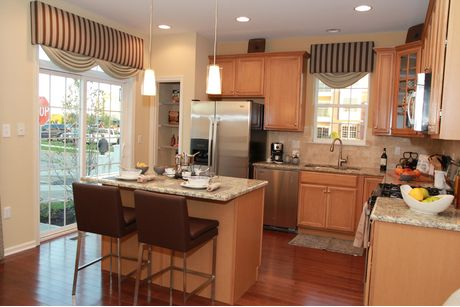 Kitchen-in-The Topeka-at-The Crossings at Hamilton Station-in-Hamilton Township