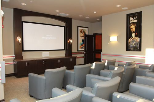Media-Room-in-The Union-at-The Crossings at Hamilton Station-in-Hamilton Township