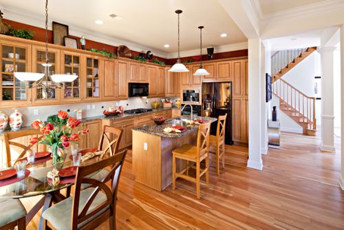 Kitchen-in-The Preakness-at-Park Place at Garden State Park-in-Cherry Hill
