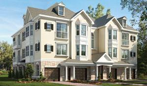Park Place at Garden State Park/Condos by Edgewood Properties in Philadelphia New Jersey