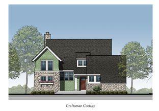 Craftsman Cottage - Snug Harbor VIllage: Buckeye Lake, Ohio - Custom & Coastal Homes