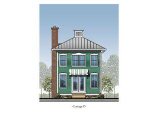 Italianette Cottage - Snug Harbor VIllage: Buckeye Lake, Ohio - Custom & Coastal Homes