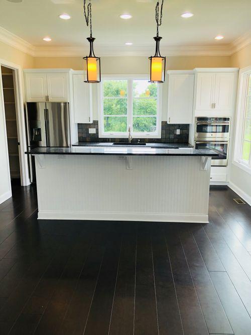 Kitchen-in-Mediterranean Villa-at-Snug Harbor VIllage-in-Buckeye Lake