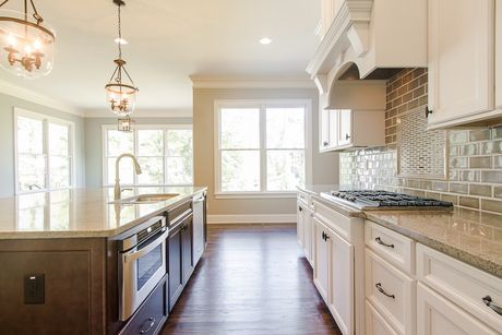 Kitchen-in-Hardwick - The Enclave-at-The Enclave at The Manor Golf & Country Club-in-Alpharetta