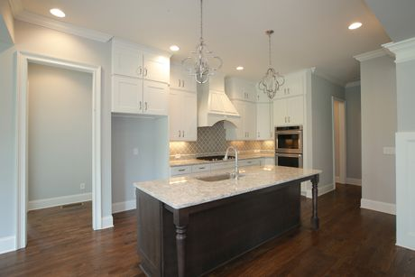 Kitchen-in-Denton - The Enclave-at-The Enclave at The Manor Golf & Country Club-in-Alpharetta