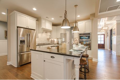 Kitchen-in-Hamilton-at-Preserve at Reed Mill-in-Buford