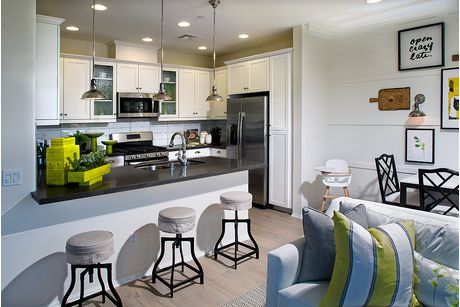 Kitchen-in-Aire - Plan 2-at-Springville-in-Camarillo