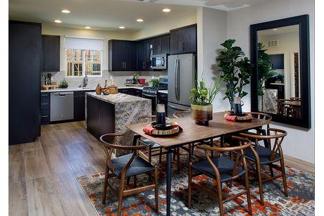 Kitchen-in-Aire - Plan 4-at-Springville-in-Camarillo
