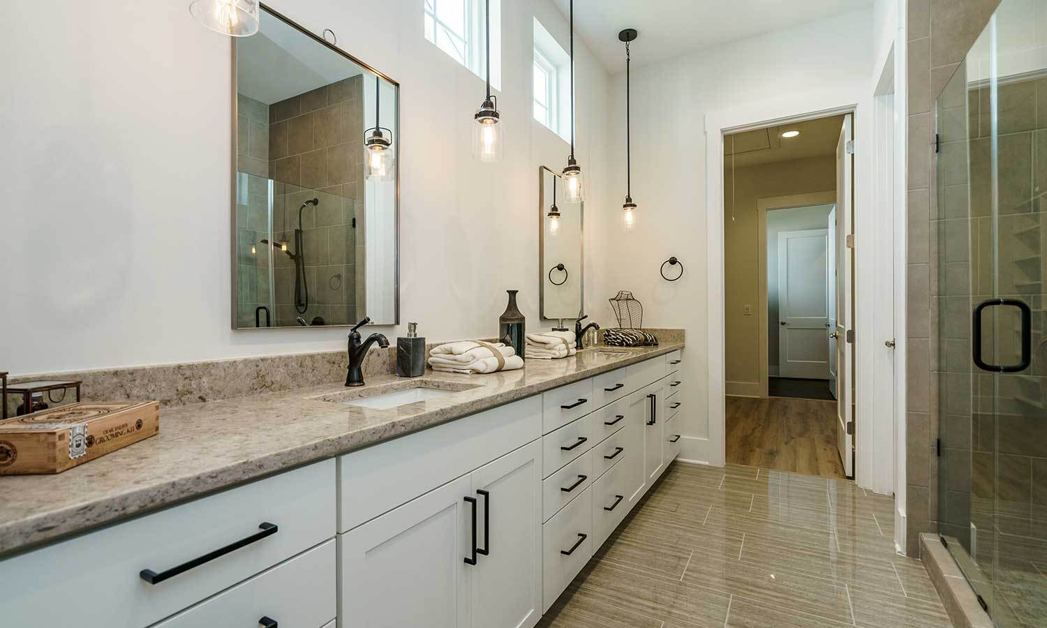Bathroom featured in The Adventurer By Elevate Homes in Raleigh-Durham-Chapel Hill, NC