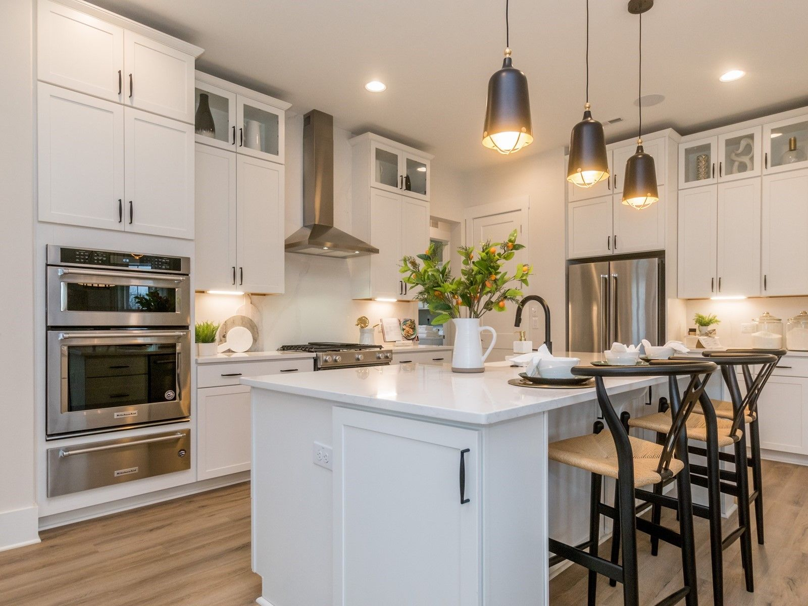 Kitchen featured in The Curator By Elevate Homes in Raleigh-Durham-Chapel Hill, NC