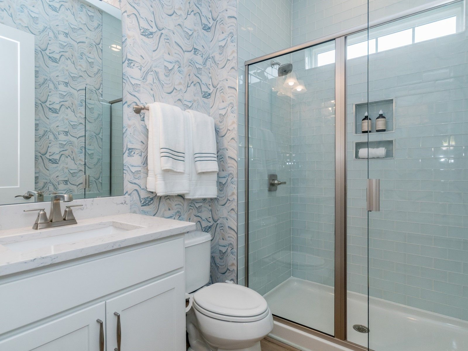 Bathroom featured in The Curator By Elevate Homes in Raleigh-Durham-Chapel Hill, NC