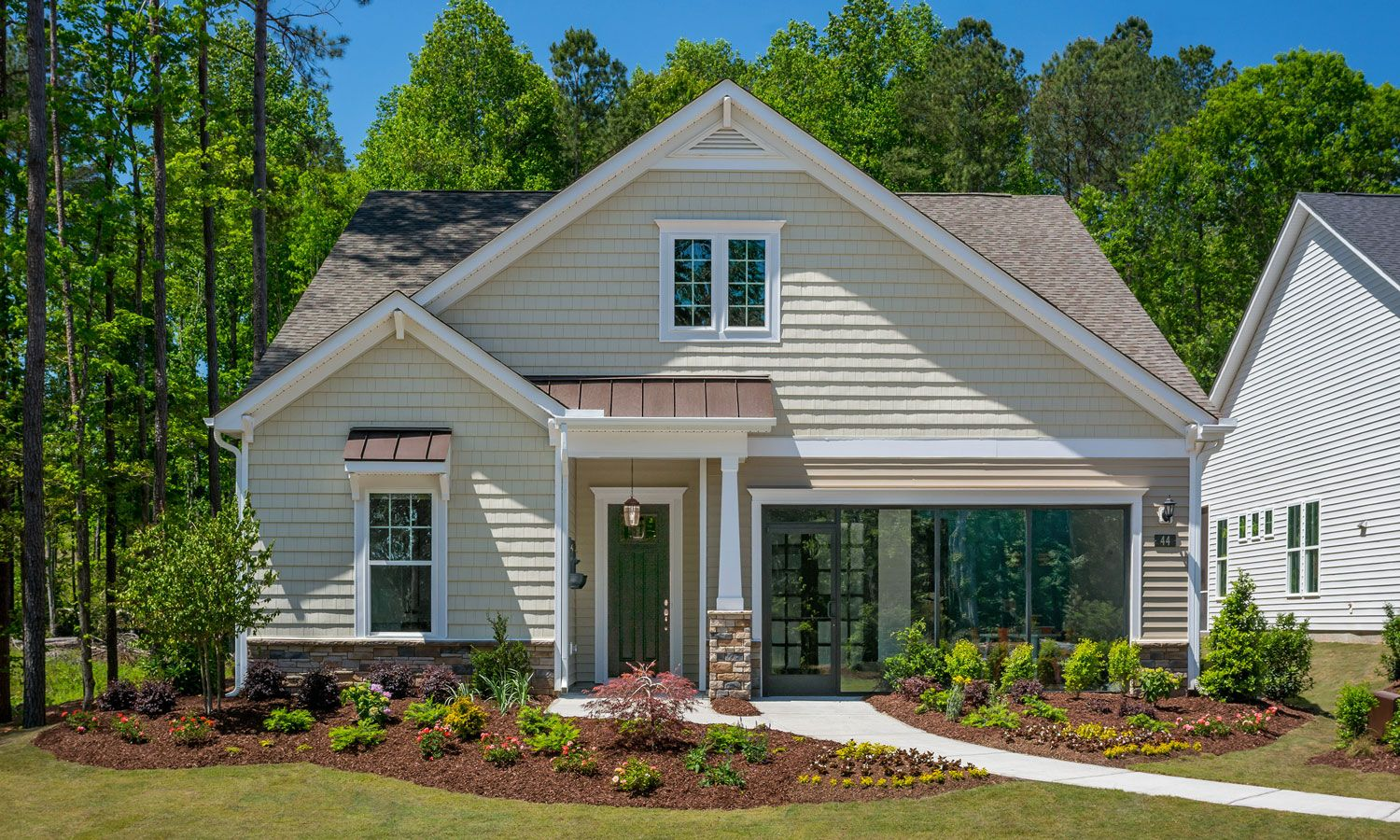 Exterior featured in The Adventurer By Elevate Homes in Raleigh-Durham-Chapel Hill, NC