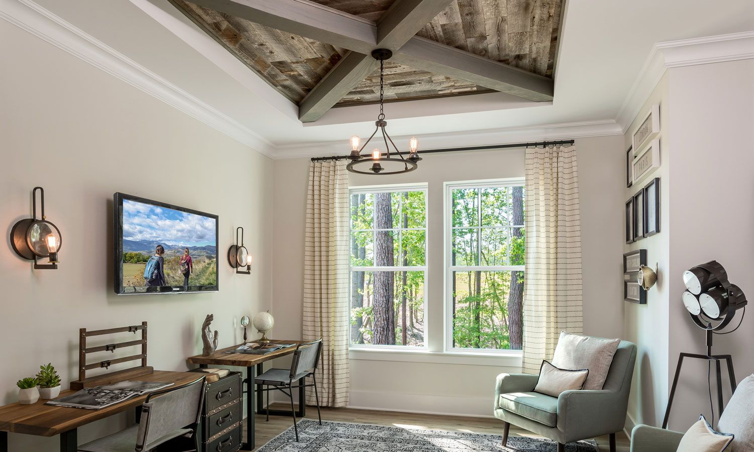 Living Area featured in The Adventurer By Elevate Homes in Raleigh-Durham-Chapel Hill, NC