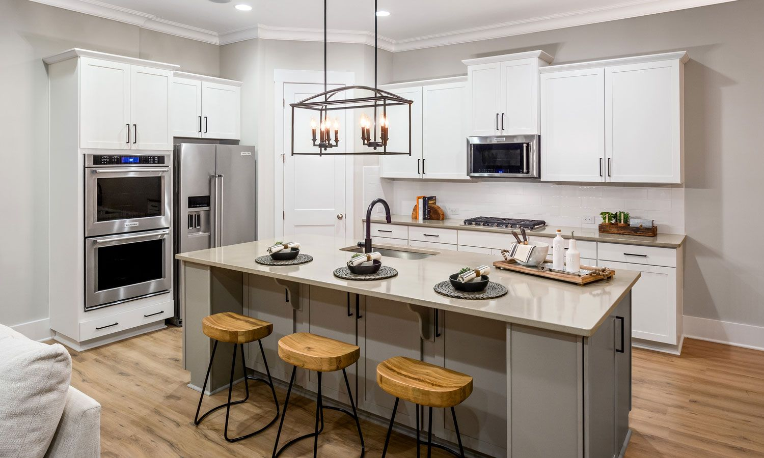 Kitchen featured in The Adventurer By Elevate Homes in Raleigh-Durham-Chapel Hill, NC