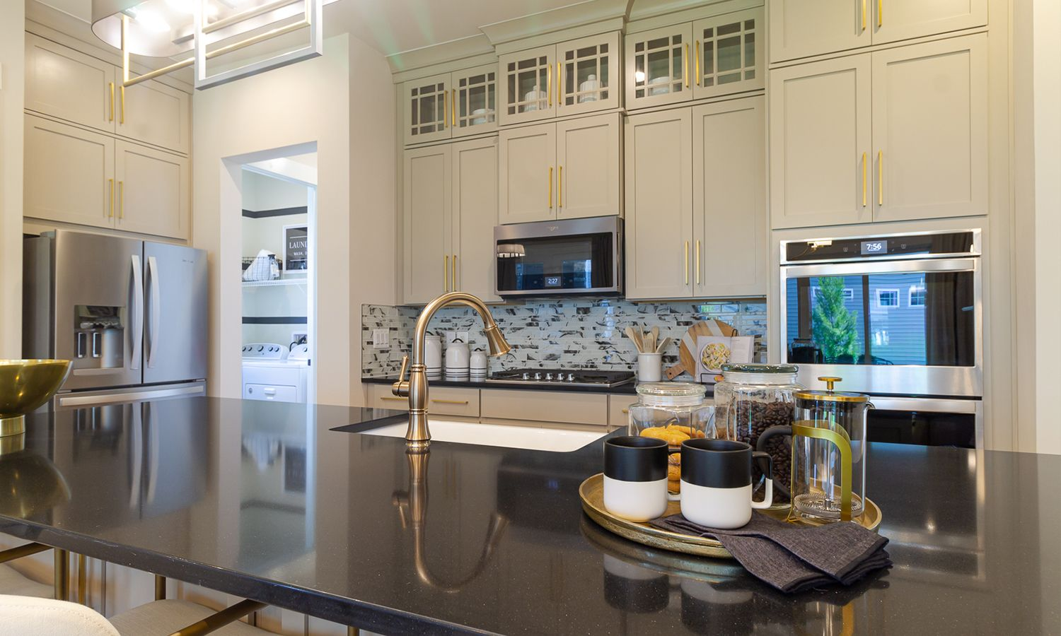 Kitchen featured in The Enthusiast By Elevate Homes in Raleigh-Durham-Chapel Hill, NC