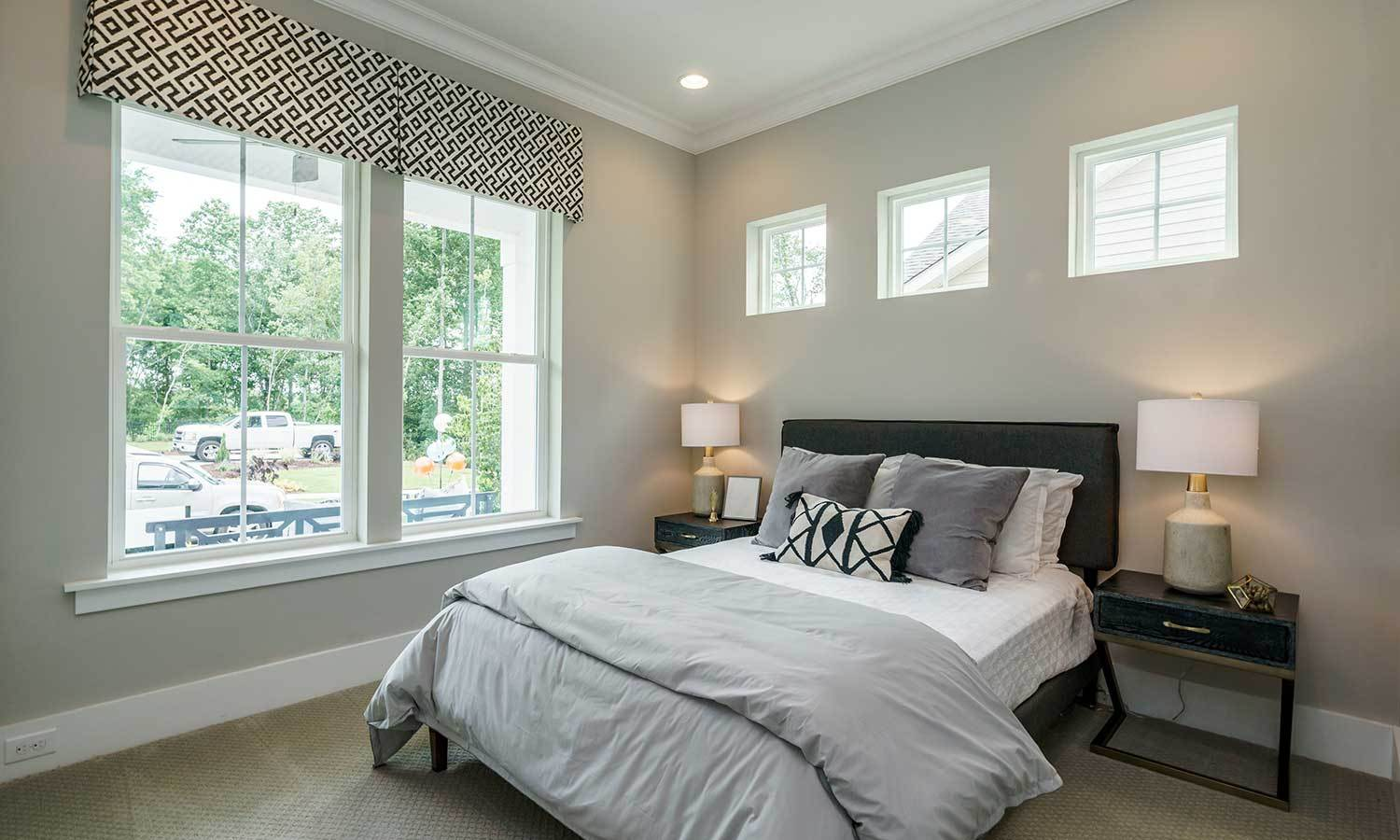 Bedroom featured in The Virtuoso By Elevate Homes in York, PA