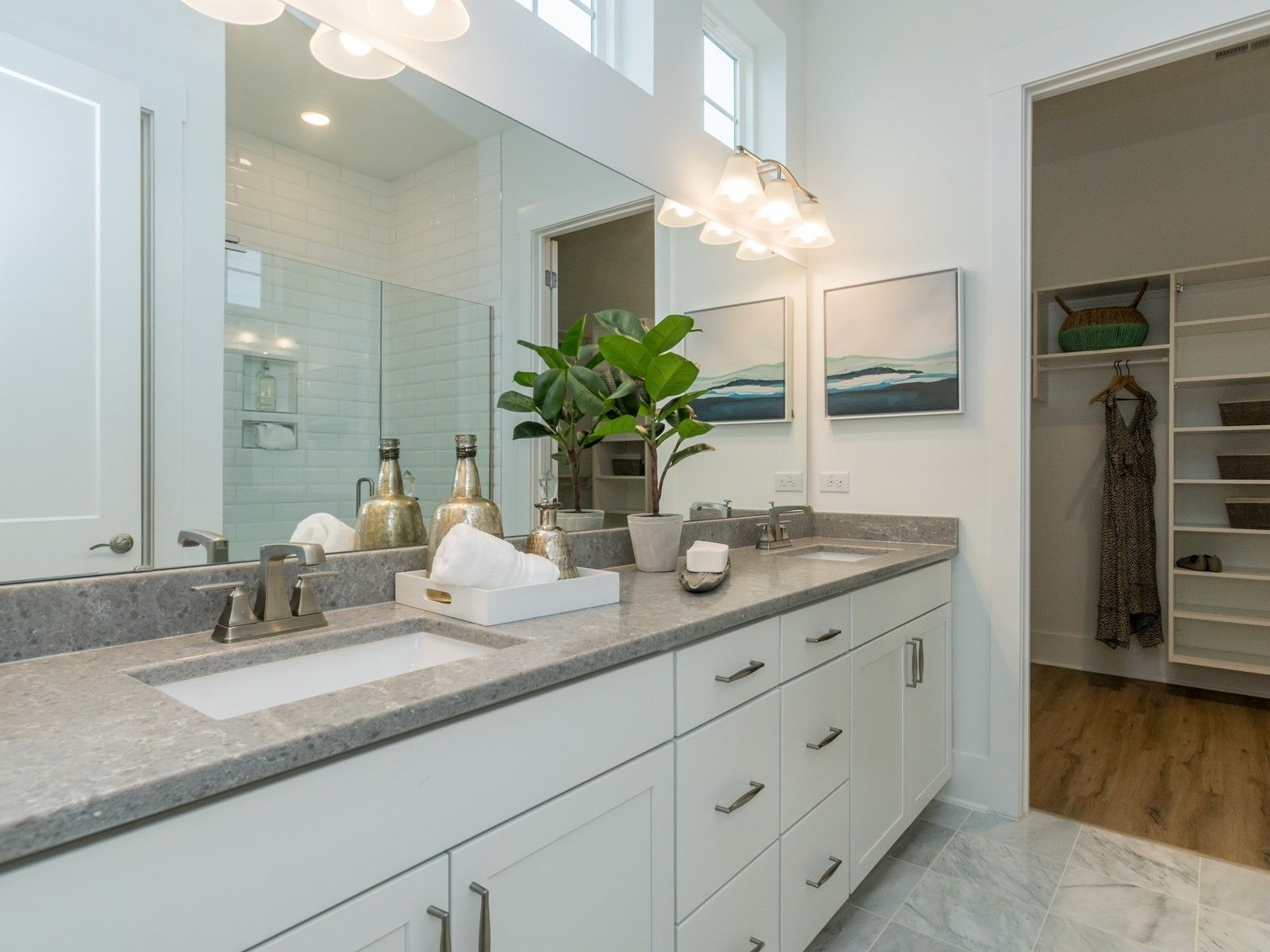 Bathroom featured in The Curator By Elevate Homes in York, PA