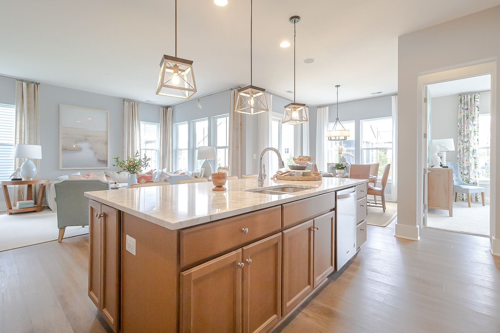 Kitchen featured in The Curator By Elevate Homes in York, PA