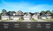 Parkside by Elevate Homes in Washington Maryland