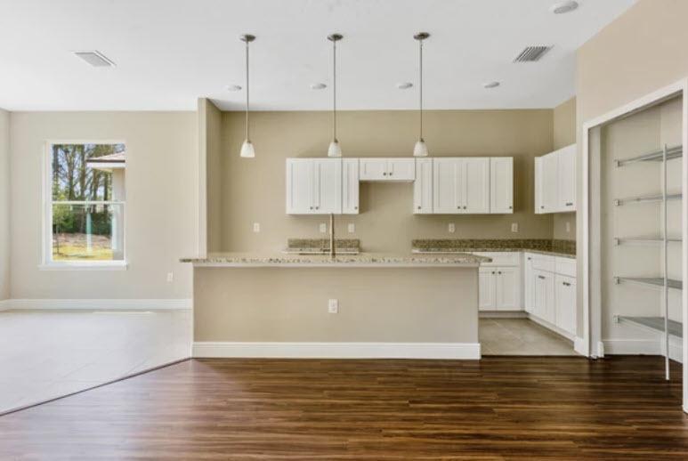 Kitchen featured in the Chapman Oak By Eleven Oaks in Orlando, FL