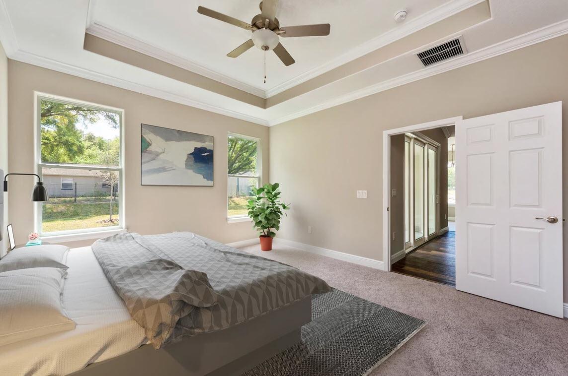 Bedroom featured in the Laurel Oak By Eleven Oaks in Orlando, FL