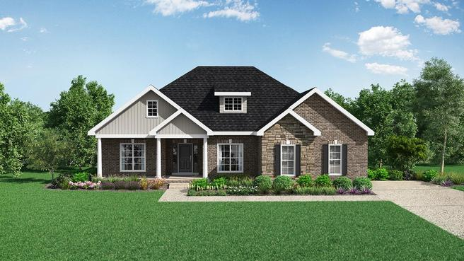 11601 Lilly Garden Drive (The Jefferson)