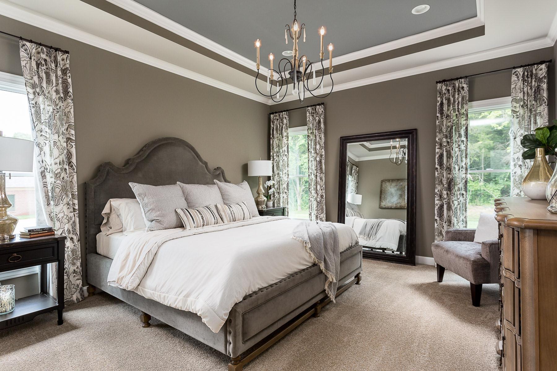 Bedroom featured in The Vardon By Elite Built Homes LLC in Louisville, KY