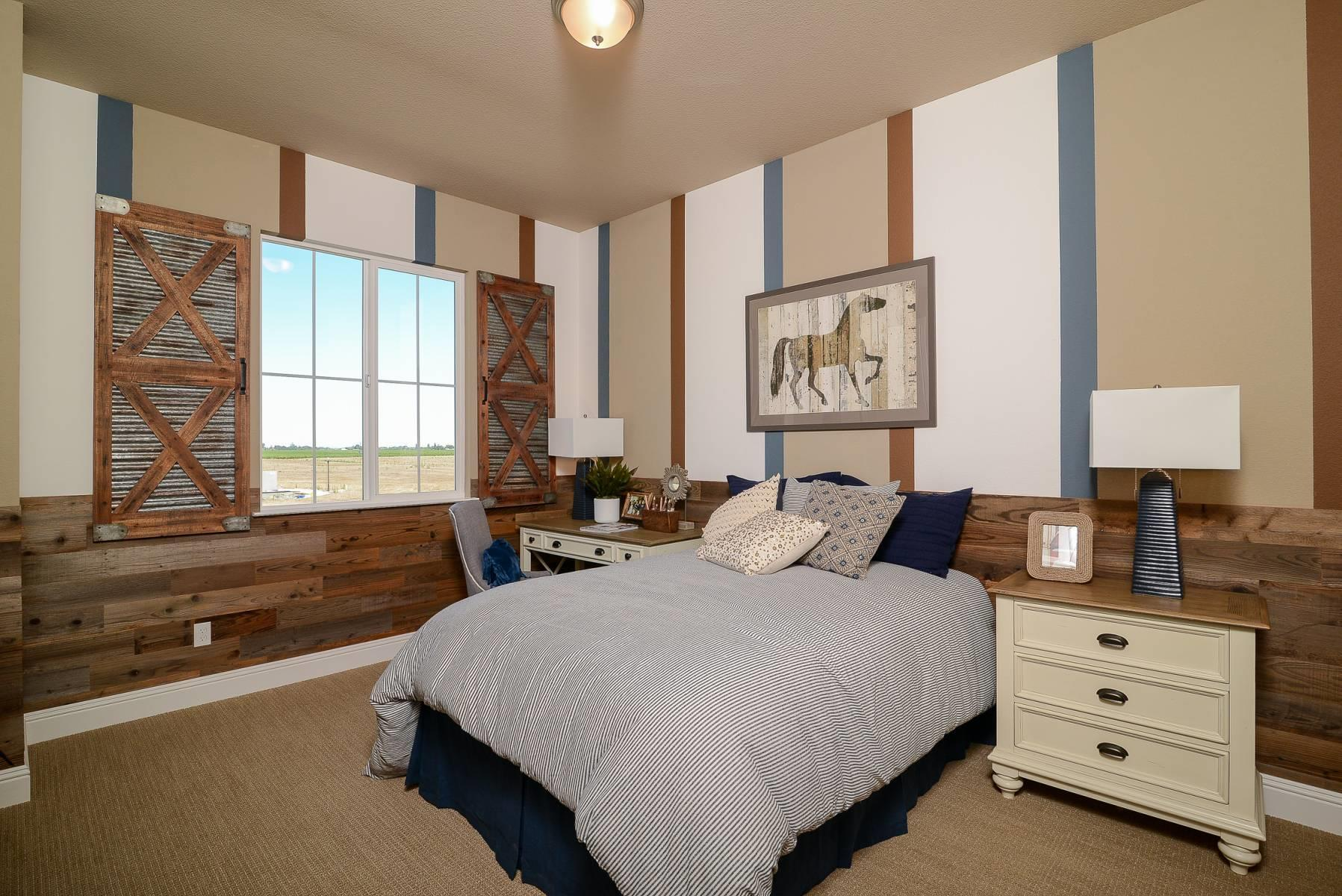Bedroom featured in the Sangiovese By Elliott Homes in Stockton-Lodi, CA
