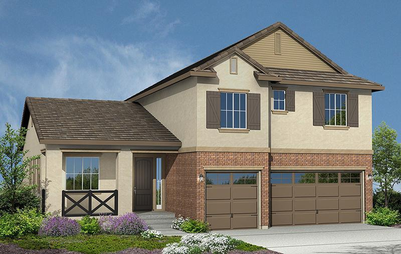Exterior featured in the Sangiovese By Elliott Homes in Stockton-Lodi, CA