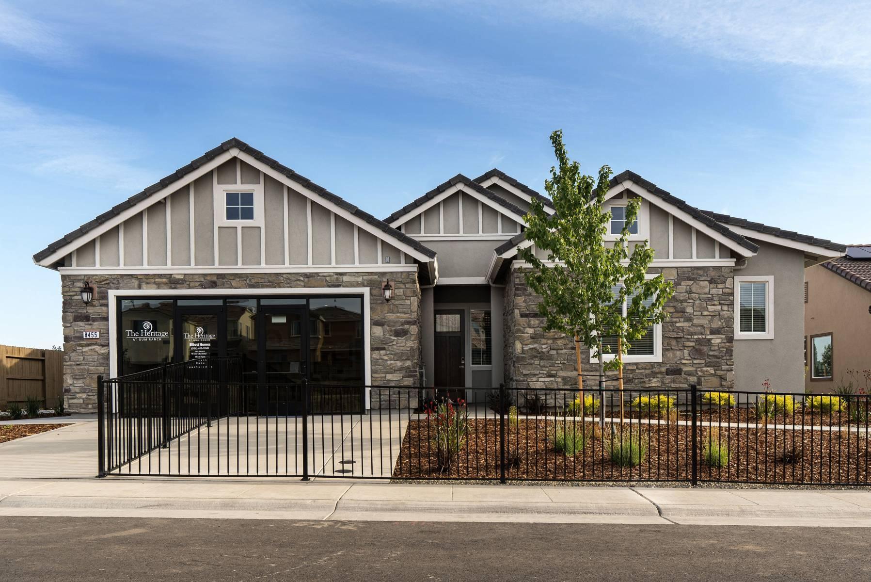 'Heritage at Gum Ranch in Fair Oaks' by Elliott Homes in Sacramento