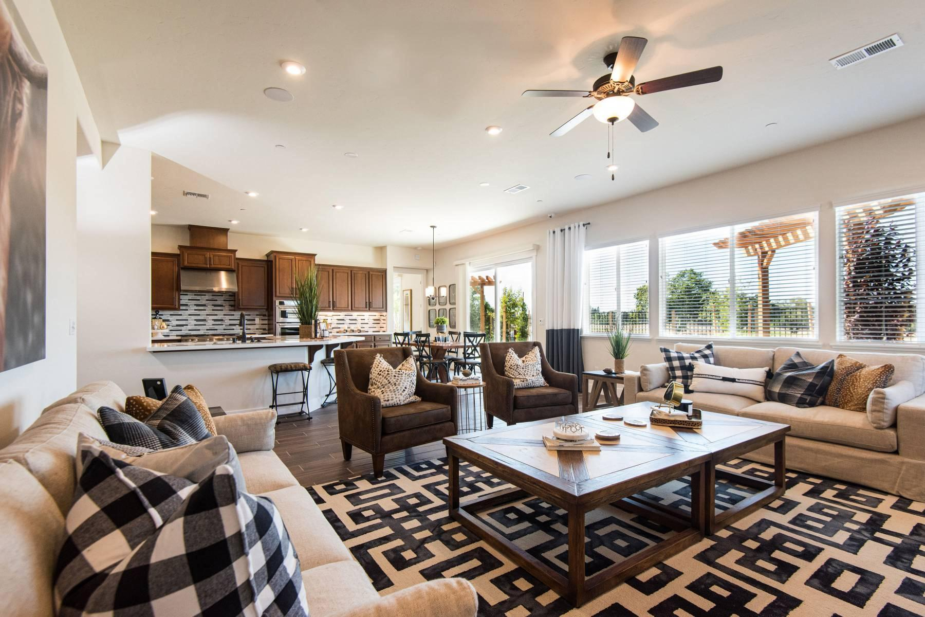 Living Area featured in the Brome By Elliott Homes in Sacramento, CA