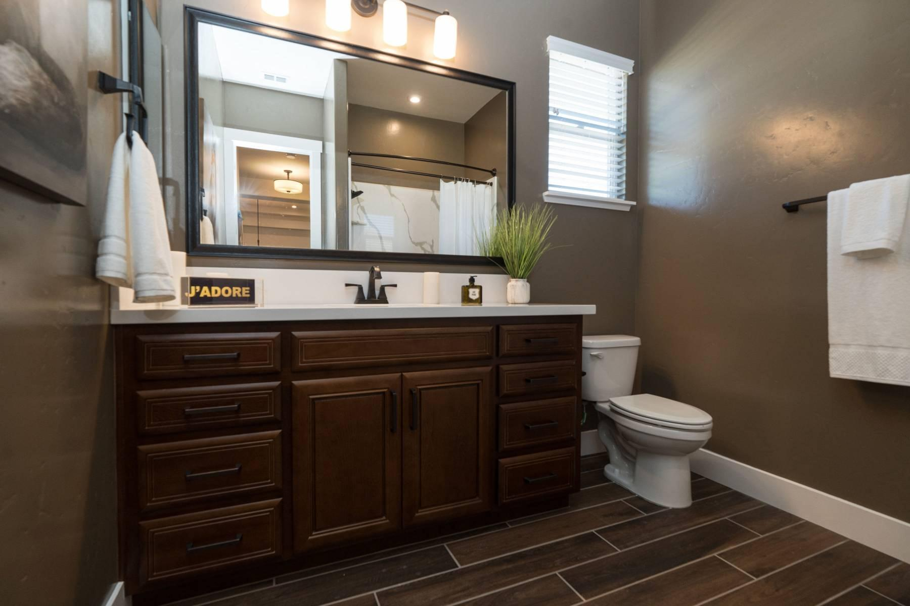 Bathroom featured in the Brome By Elliott Homes in Sacramento, CA