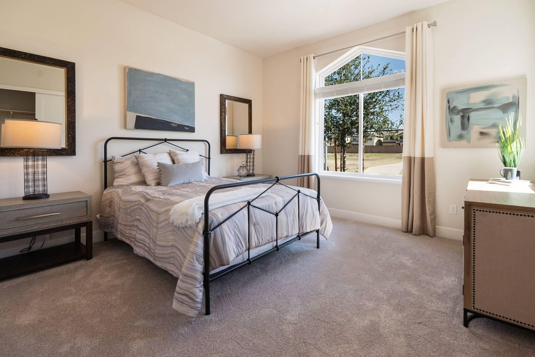 Bedroom featured in the Brome By Elliott Homes in Sacramento, CA