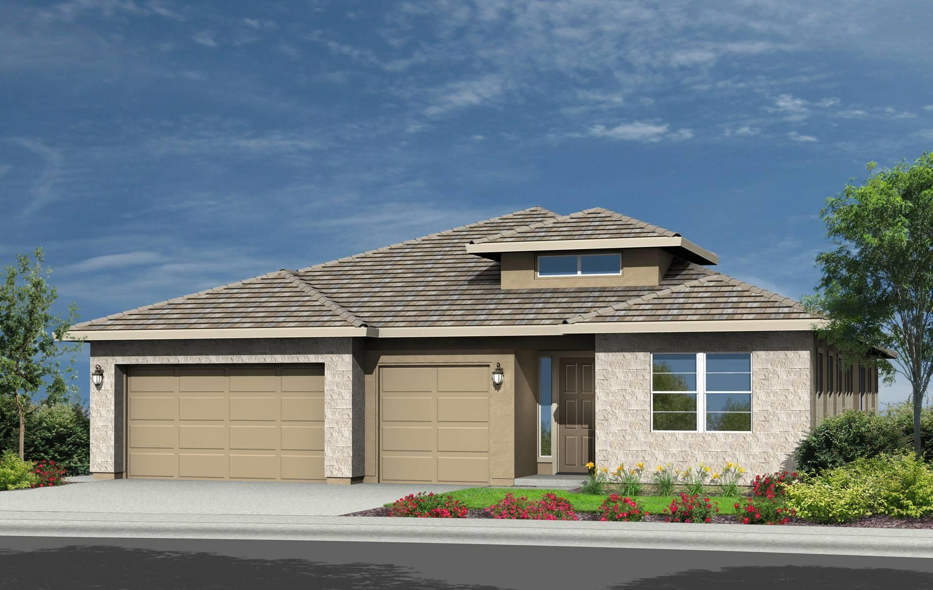 Exterior featured in the Clover By Elliott Homes in Sacramento, CA