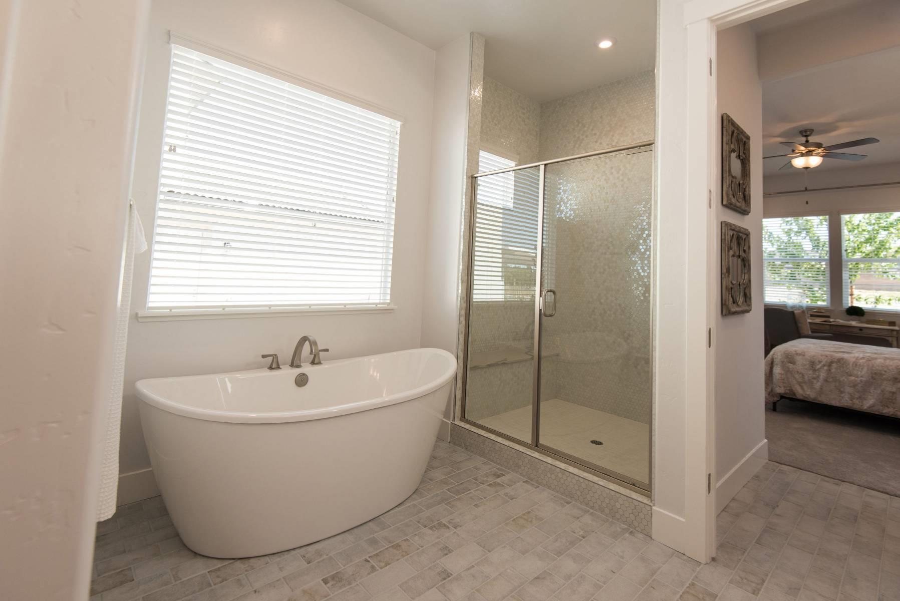 Bathroom featured in the Clover By Elliott Homes in Sacramento, CA