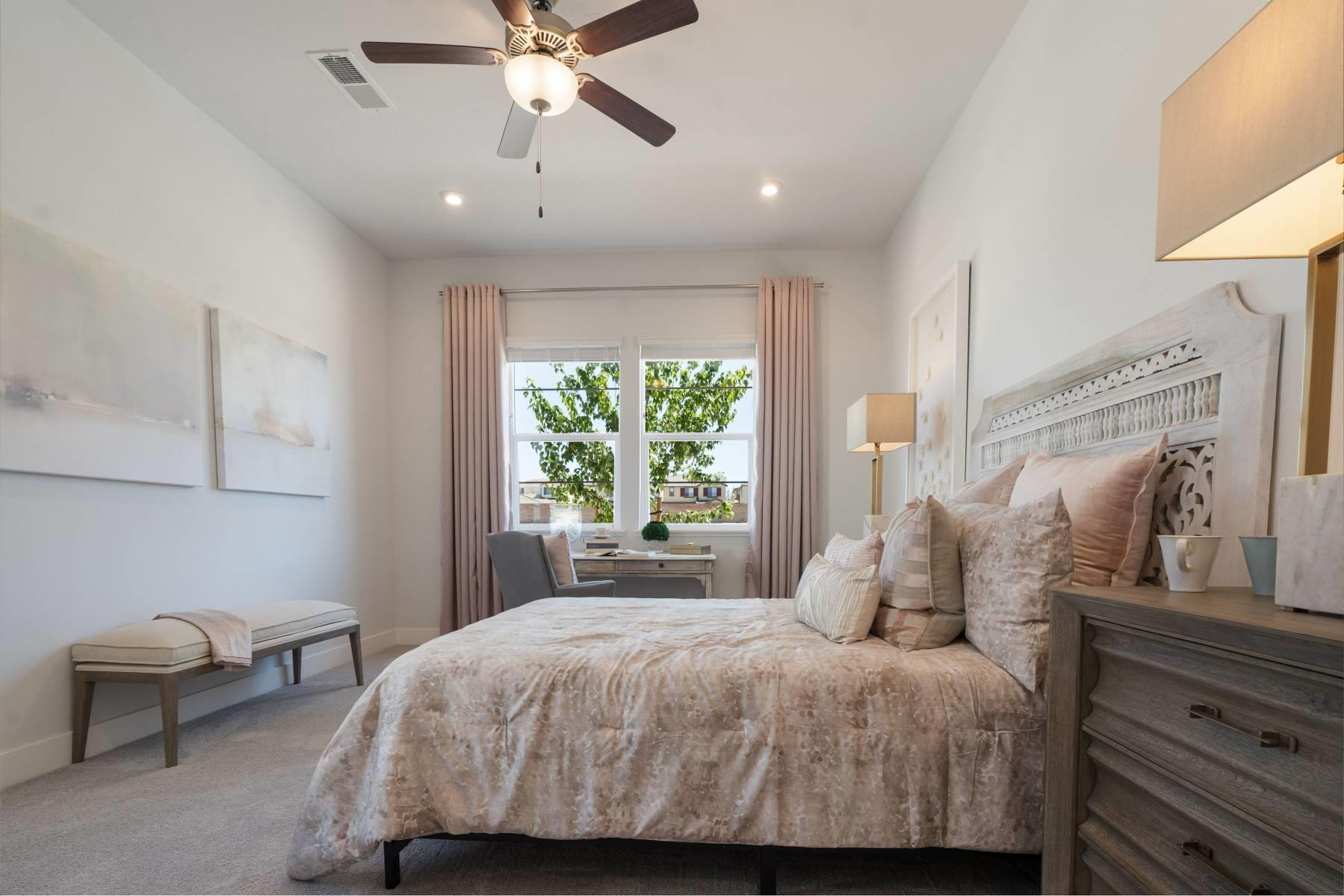 Bedroom featured in the Clover By Elliott Homes in Sacramento, CA