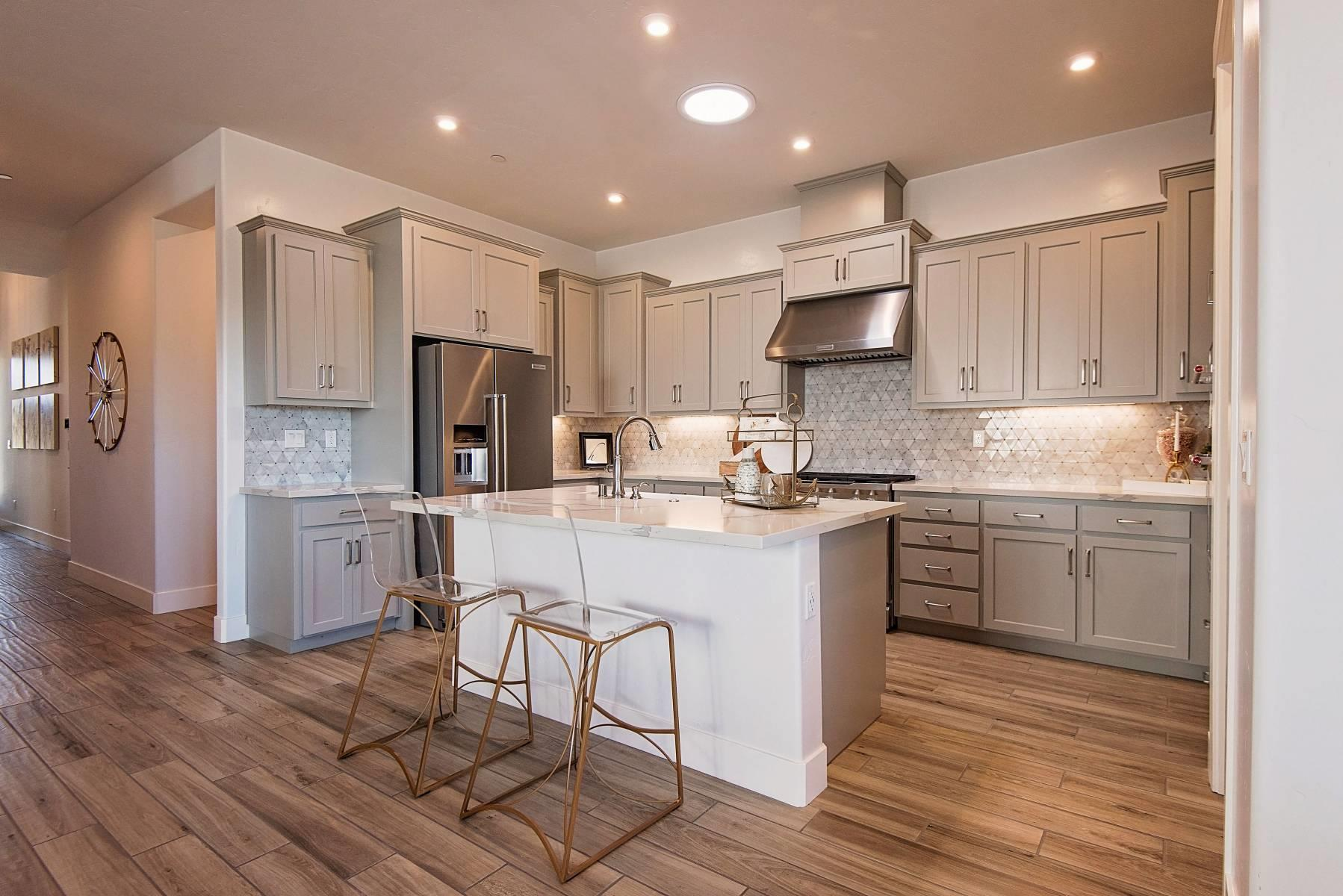 Kitchen featured in the Clover By Elliott Homes in Sacramento, CA