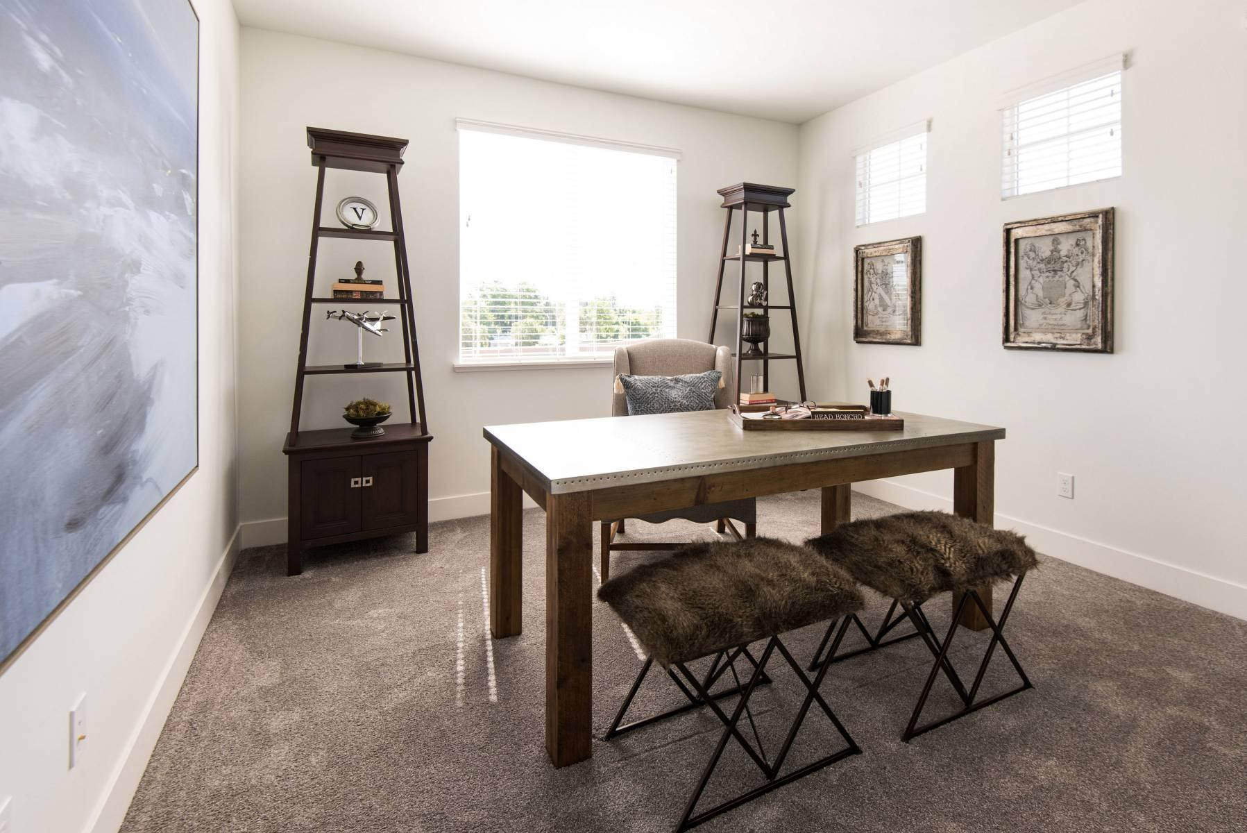 Living Area featured in the Indigo By Elliott Homes in Sacramento, CA