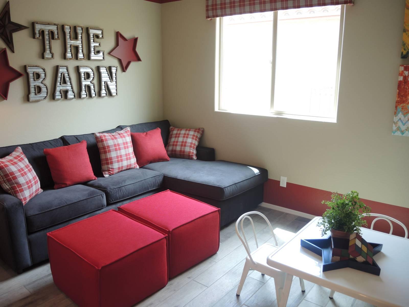 Living Area featured in the Eagar By Elliott Homes - Arizona in Phoenix-Mesa, AZ