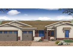 Amarante - Bellero Estates: Queen Creek, Arizona - Elliott Homes - Arizona