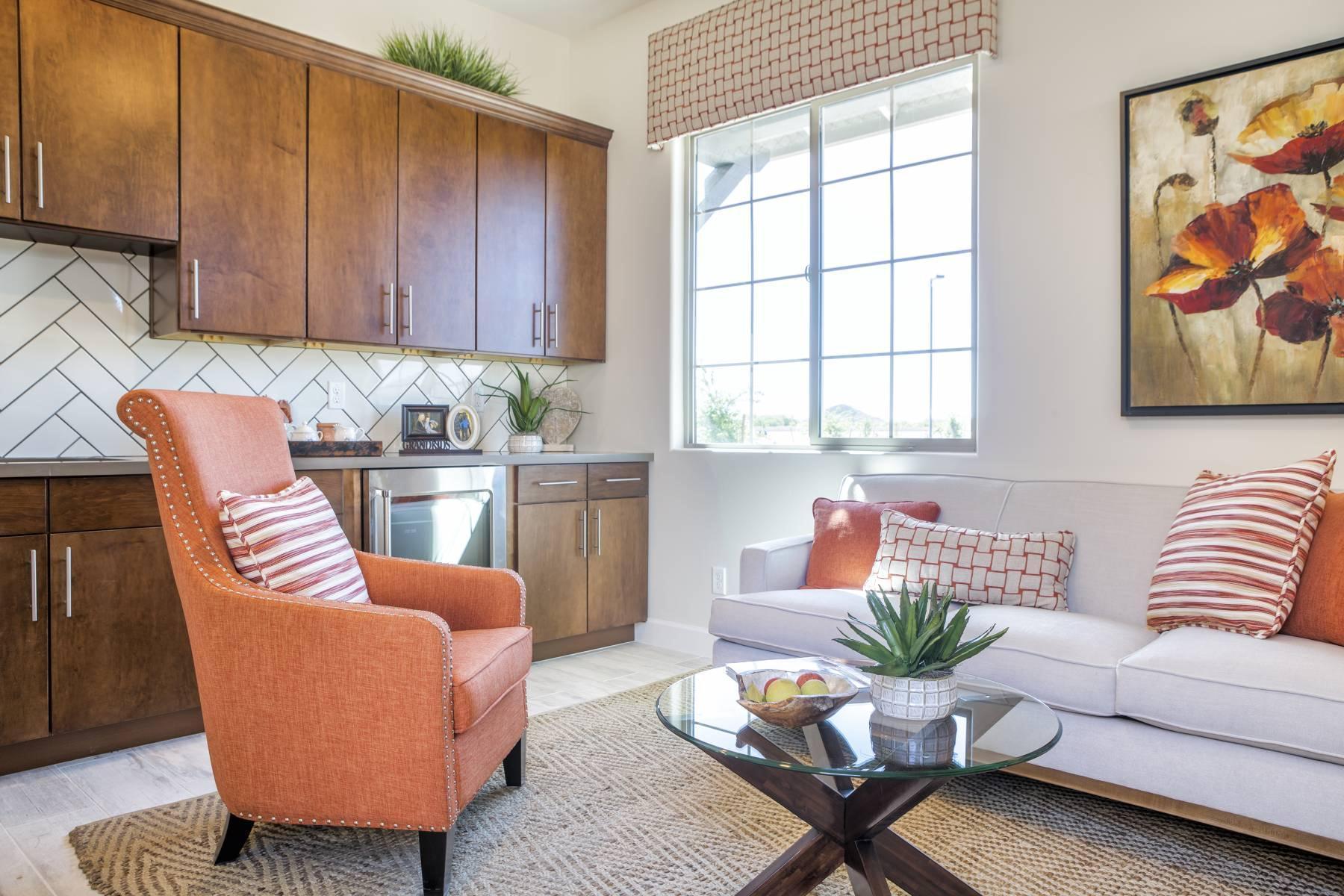 Living Area featured in the Amarante By Elliott Homes - Arizona in Phoenix-Mesa, AZ